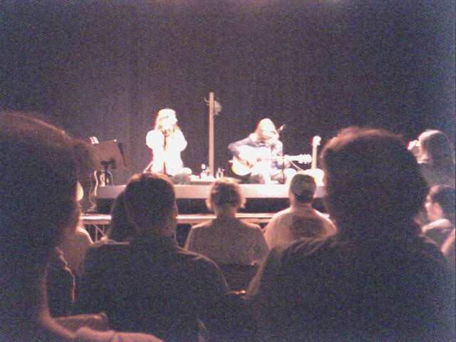 Chris & Rich Robinson - 4/17/2006